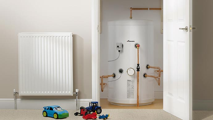 central heating contractor Rugby Warwickshire